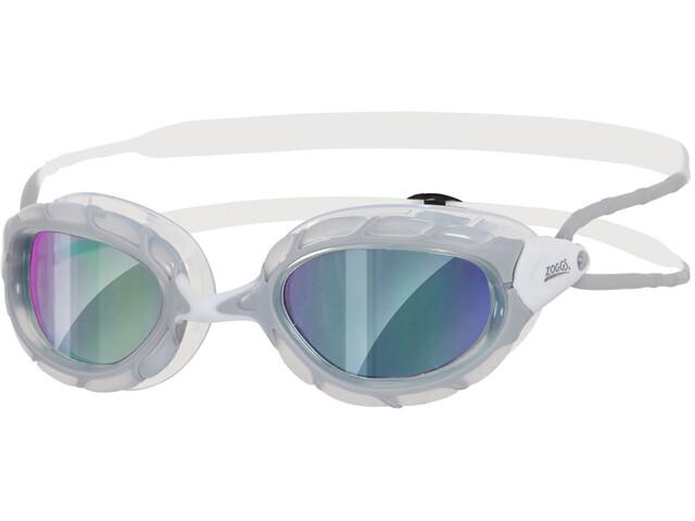 Zoggs Predator Svømmebriller grå/hvid